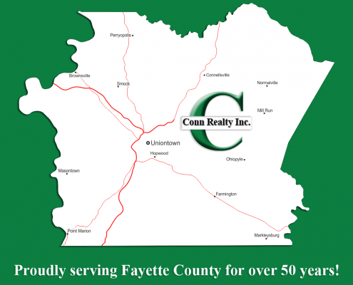 Proudly serving Fayette County for over 50 years!